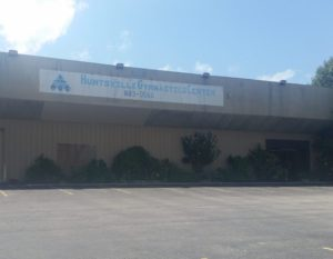 Huntsville Gymnastics Center Building